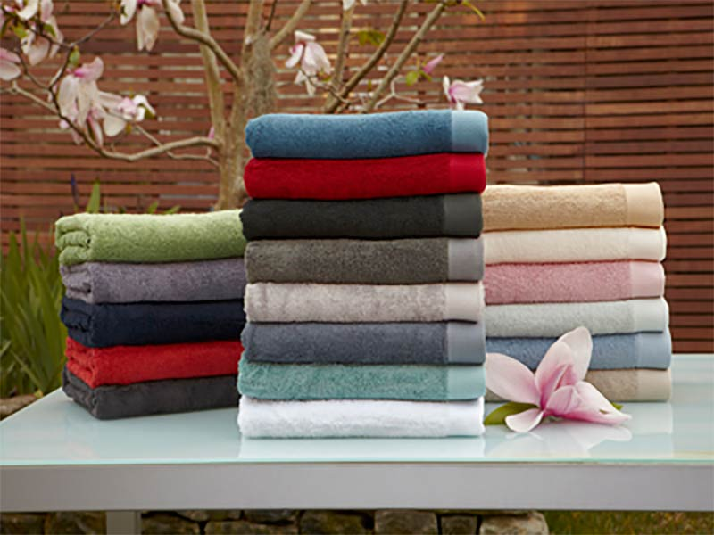 Towel Luxurious Bath Linen Terry Bamboo Towels More
